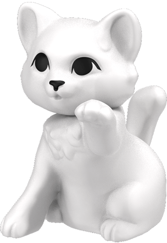 Image of: Kitty