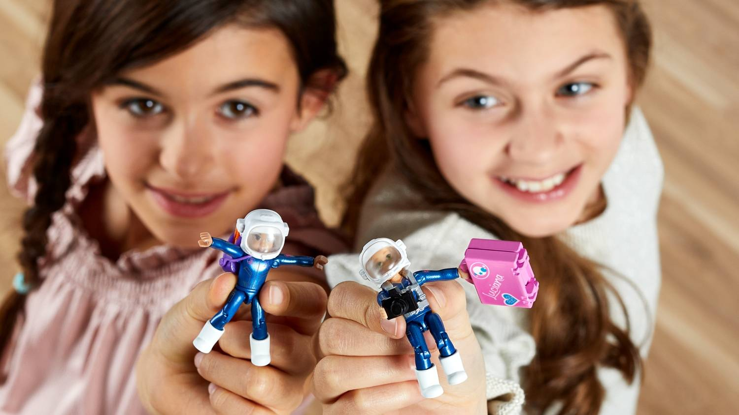 Image of: Luciana's Space Camp® Adventures