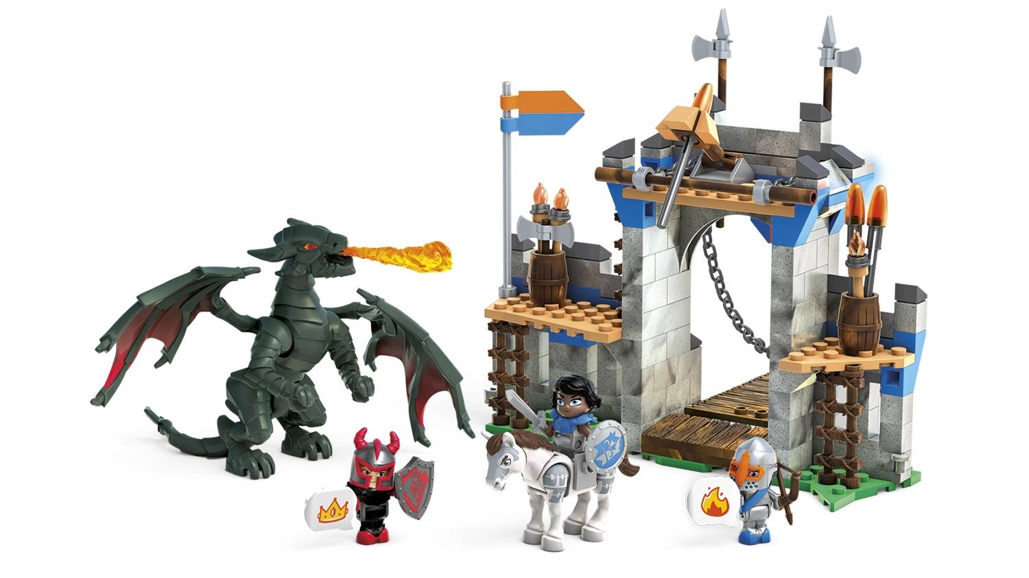 Dragon Castle Clash