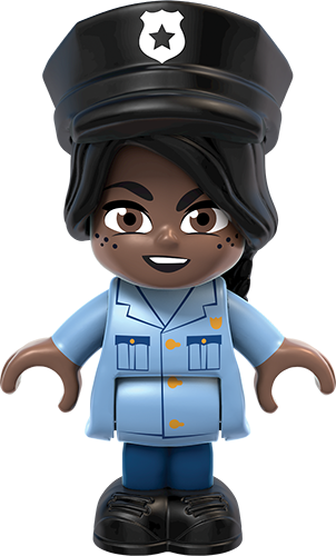 Image of: Police Detective