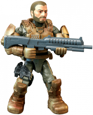 Image of: Sergeant Forge