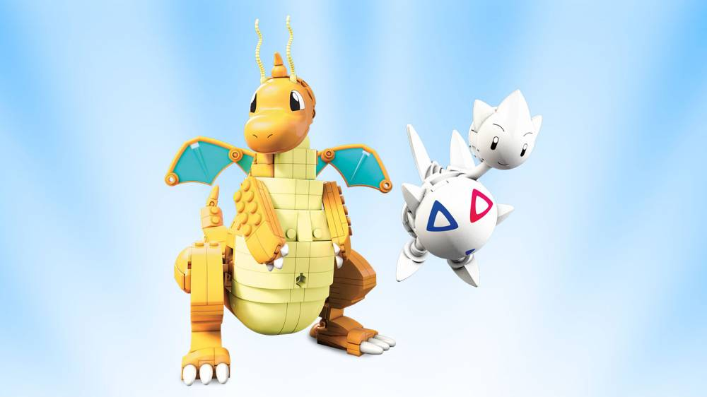 Image of: Dragonite vs. Togetic Challenge