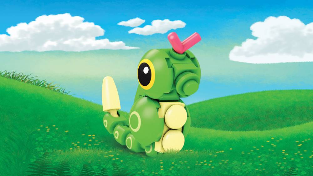 Image of: Caterpie