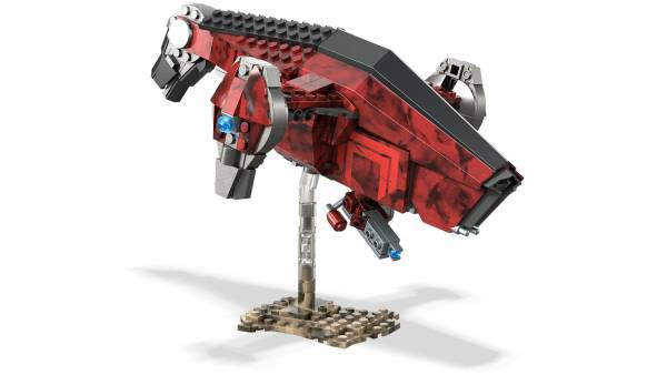 Cabal Thresher Gunship / Cabal Thresher Gundown