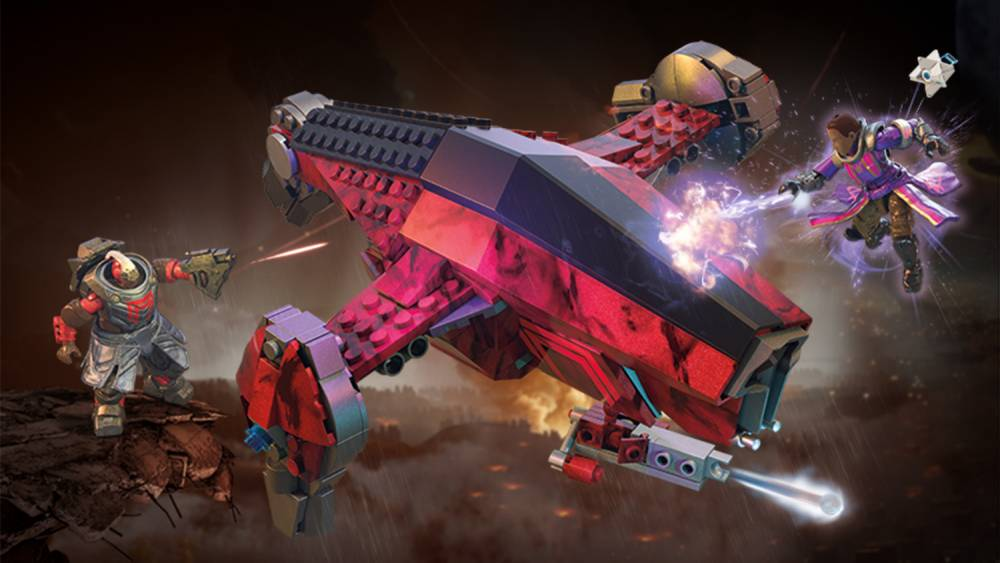 Image of: Cabal Thresher Gunship / Cabal Thresher Gundown