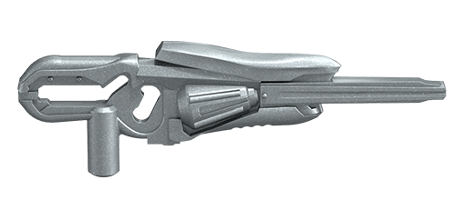 Image of: Storm Rifle