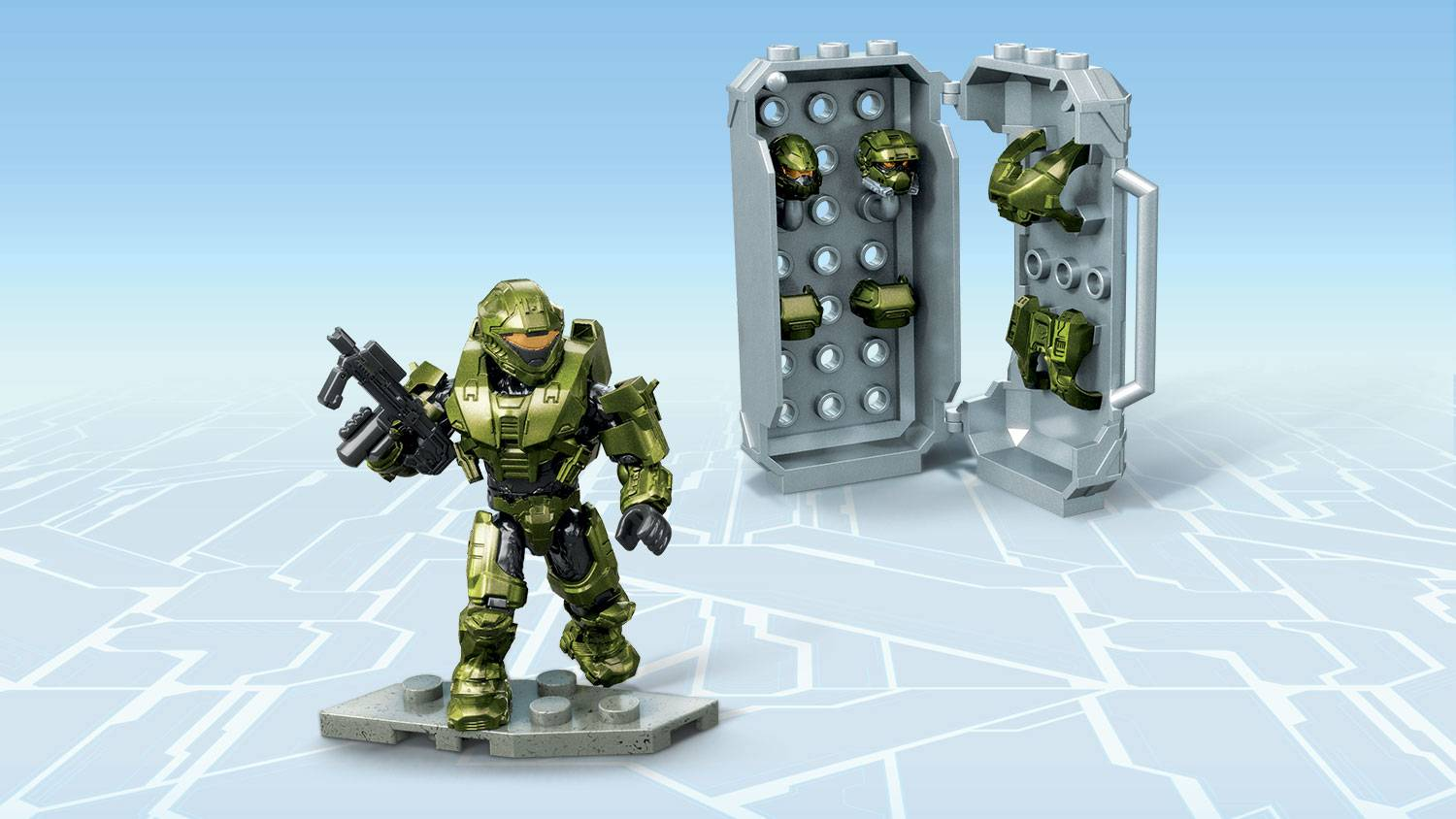 Image of: Siege Armor Pack
