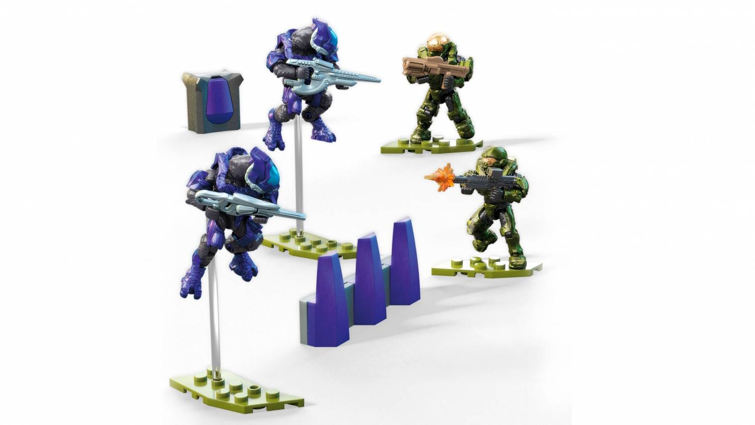 Spartan-IV Team Battle