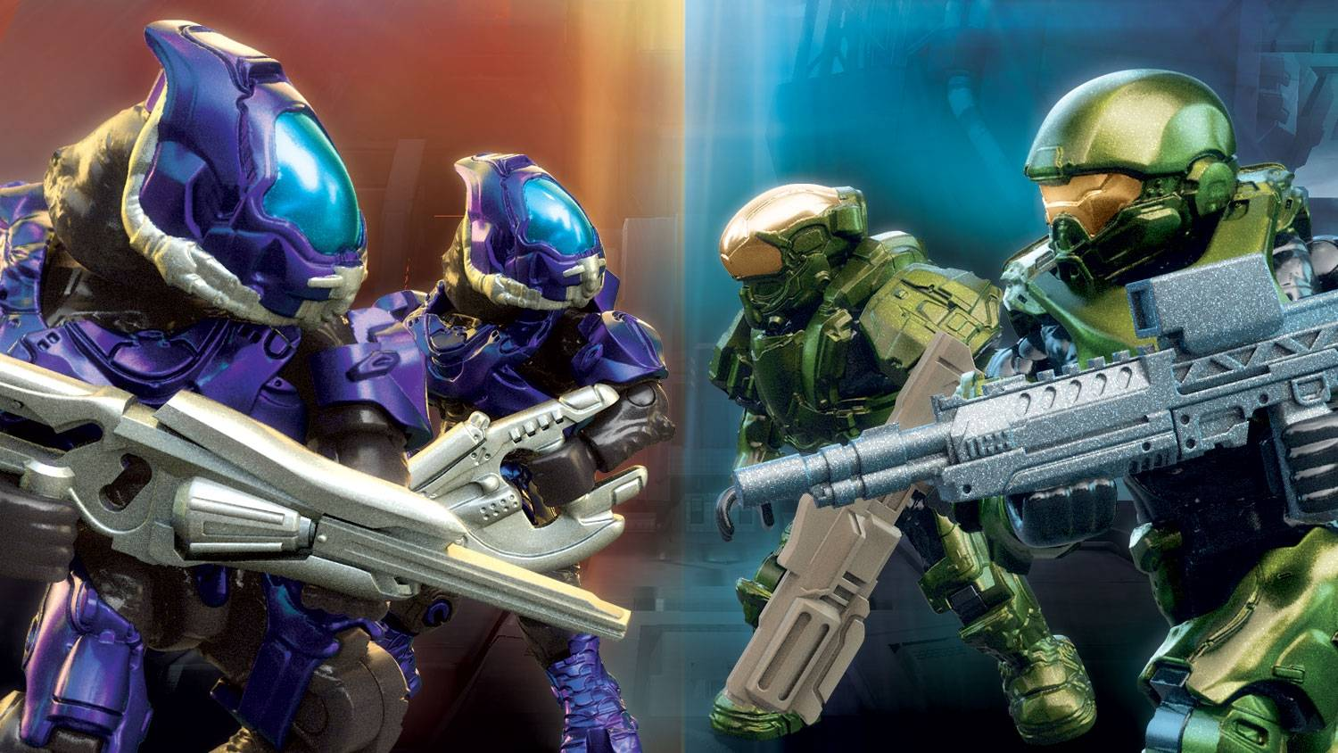 Image of: Spartan-IV Team Battle