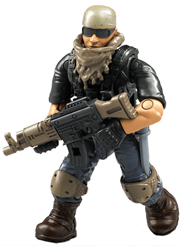Image of: Mercenary