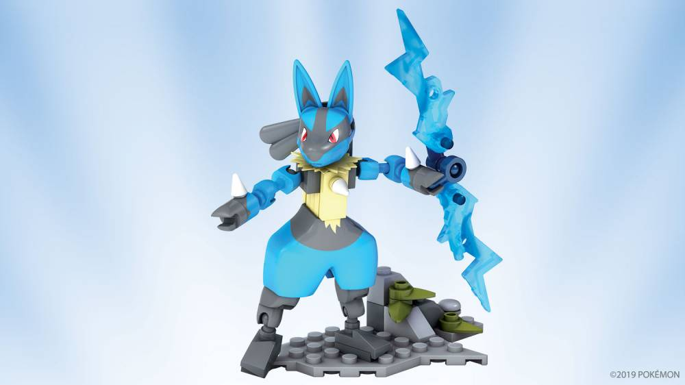 Image of: Lucario