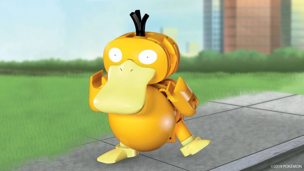 Image of: Psyduck