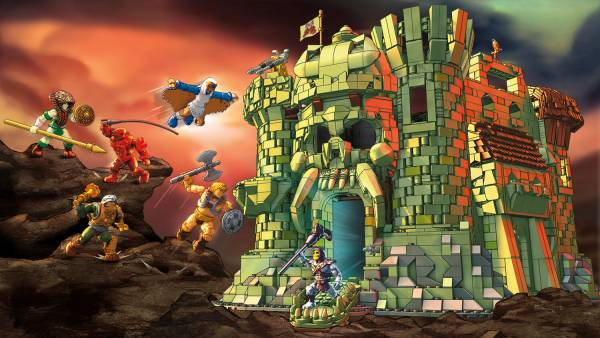 Image of: Castle Grayskull
