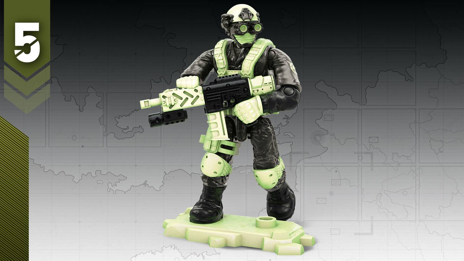 Image of: Shadow Company Soldier