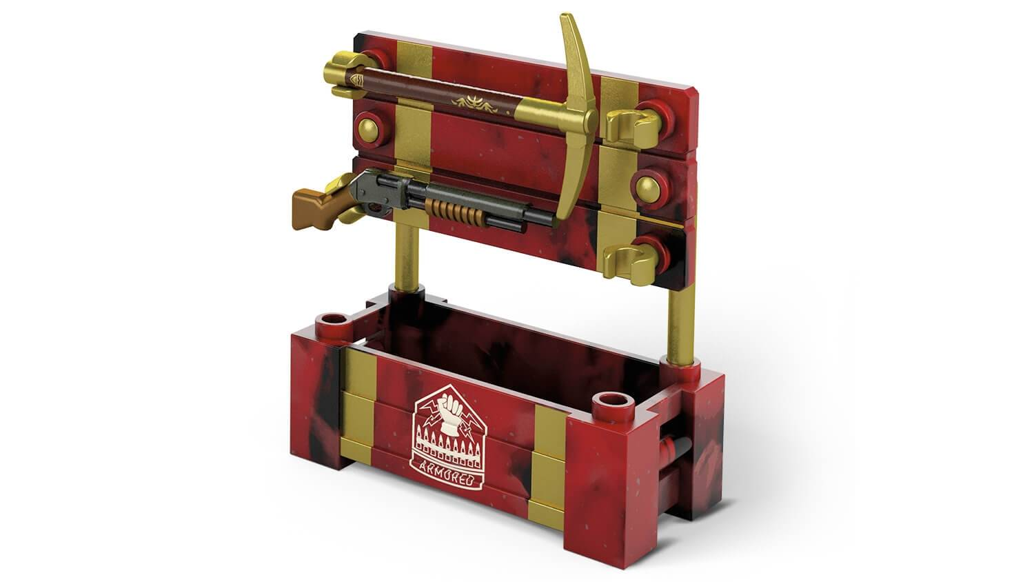 Armored Division Weapon Crate