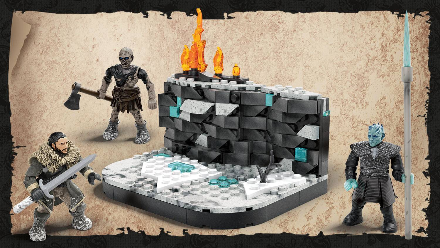 Image of: Battle Beyond the Wall