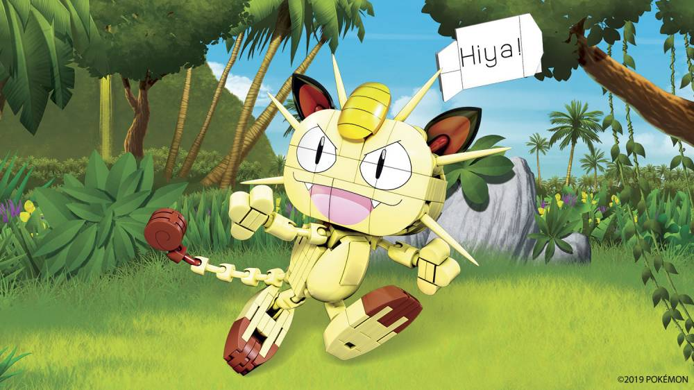 Image of: Meowth
