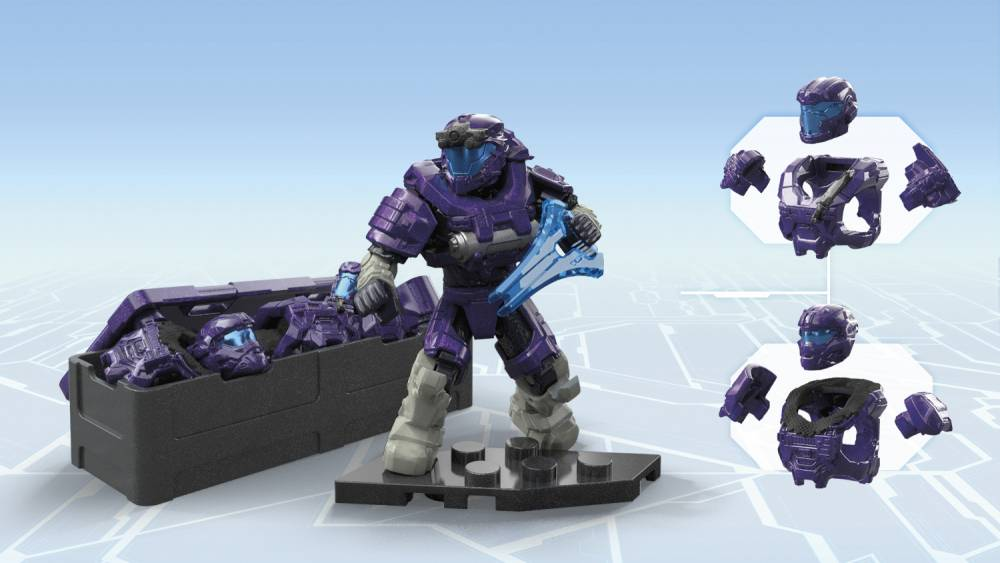 Image of: UNSC Spartan III Customizer Pack