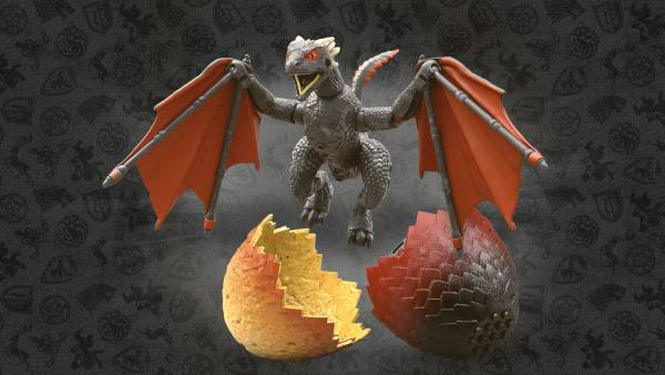 Image of: Drogon
