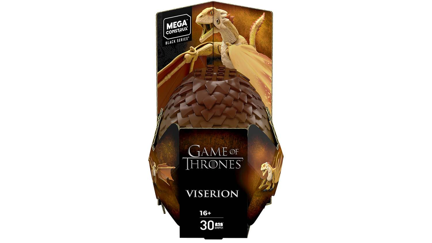 Image of: Viserion
