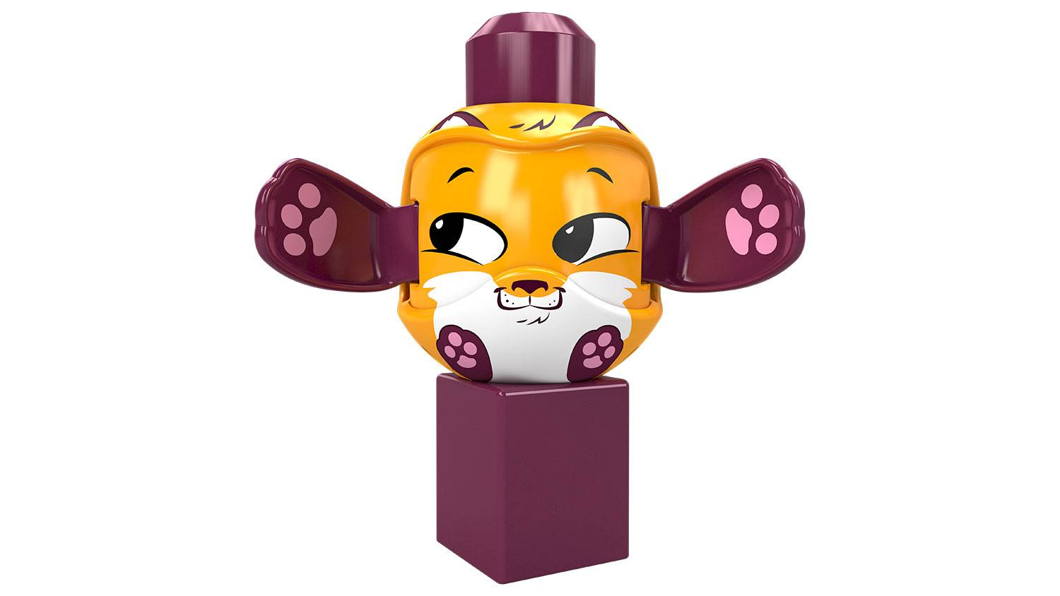Peek A Blocks™ Fox