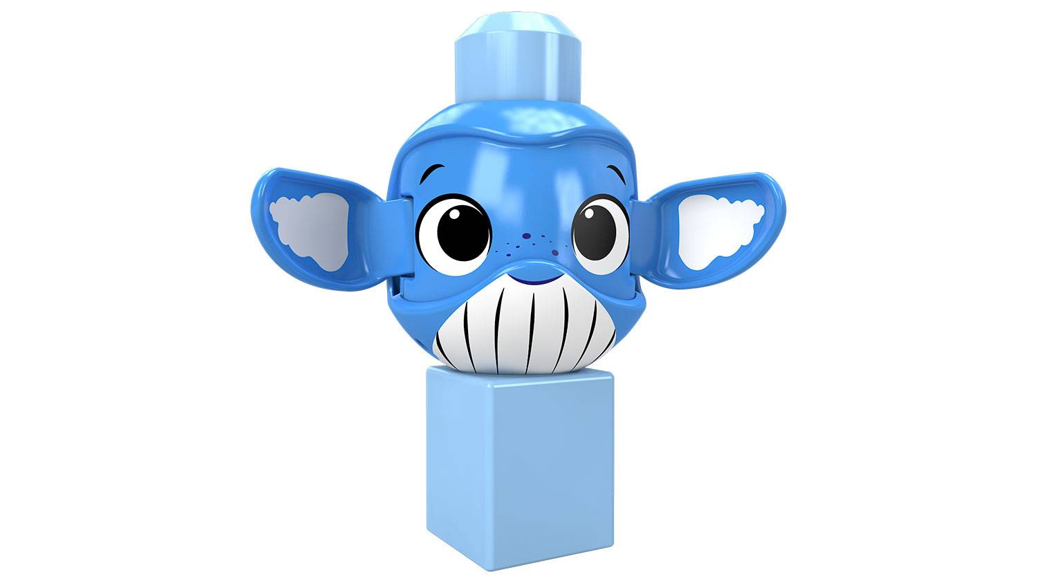 Peek A Blocks™ Whale