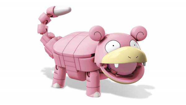 Splashing Slowpoke
