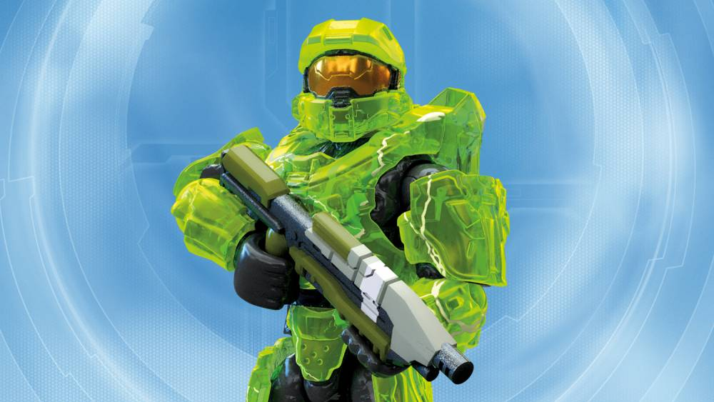 Image of: Master Chief (Overshield)