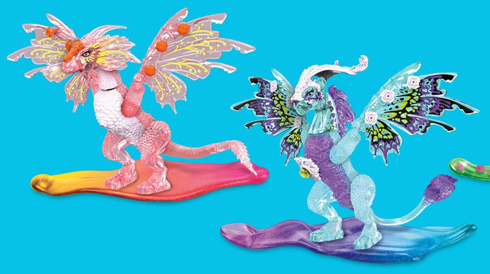 Image of: Crystal Creatures™ Series 3