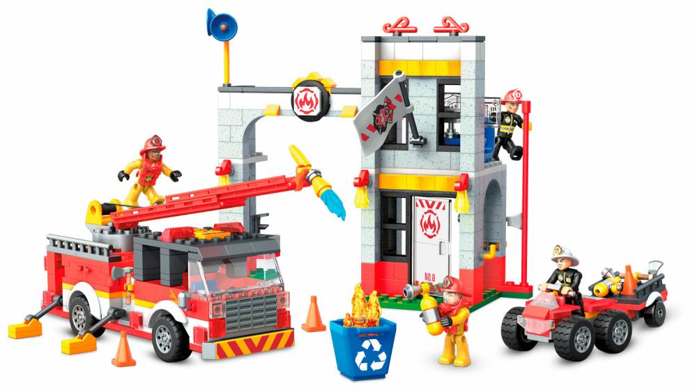 Ultimate City Fire Squad
