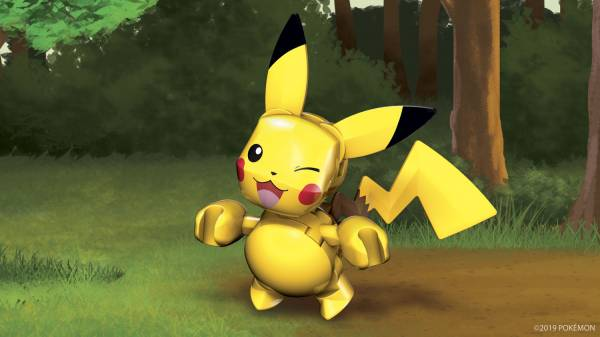 Image of: Pikachu