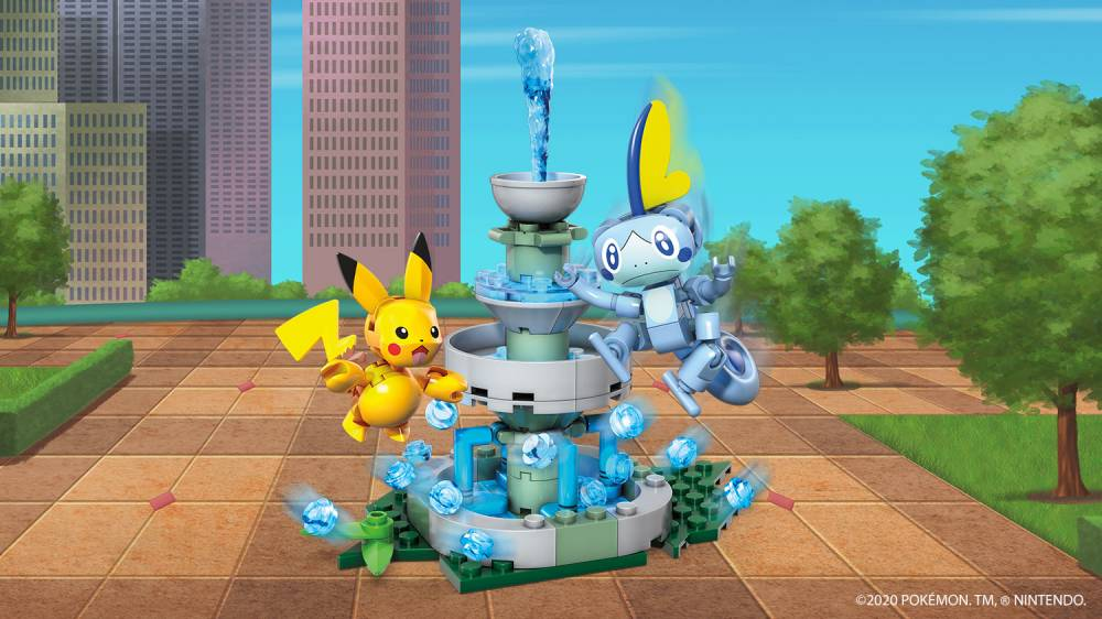 Image of: Pikachu vs. Sobble