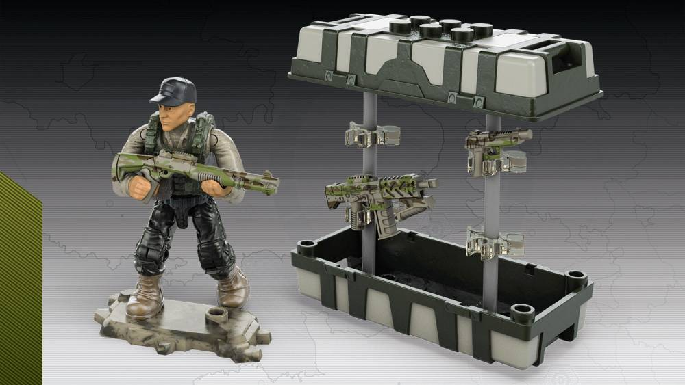 Image of: Desert Mission Weapon Crate