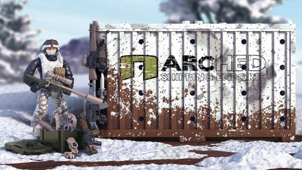 Image of: Arctic Armory