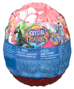 Crystal Creatures™ Series 3