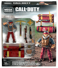 Image of Product Armored Division Weapon Crate