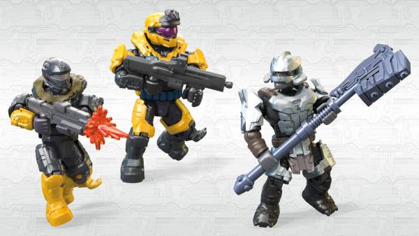 Image of: UNSC Spartan Armor Pack