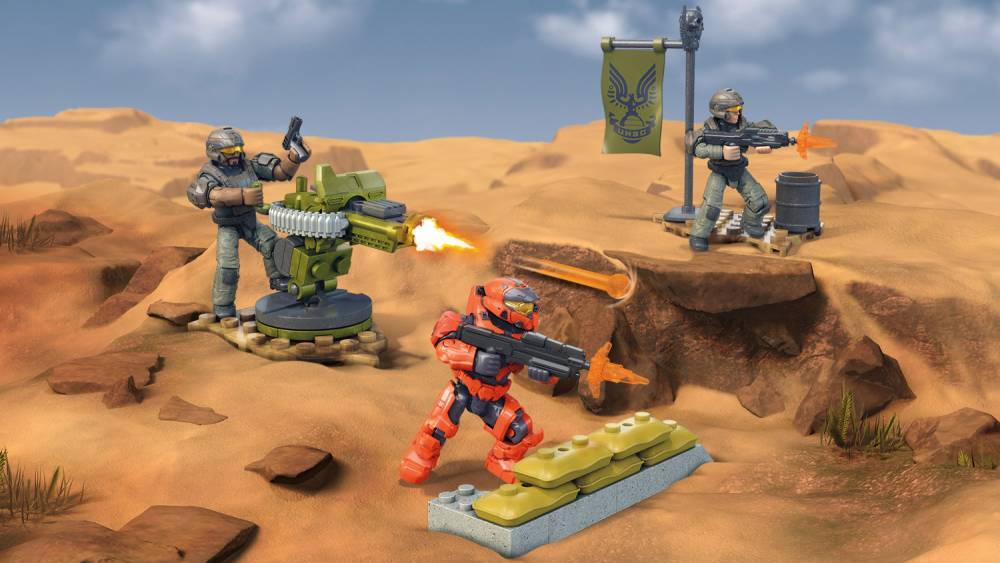Image of: UNSC Combat Unit