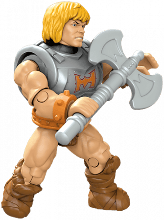 Image of: He-Man