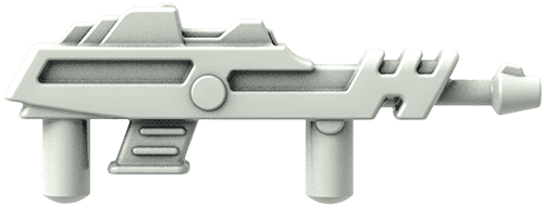 Image of: Grayskull Laser Rifle