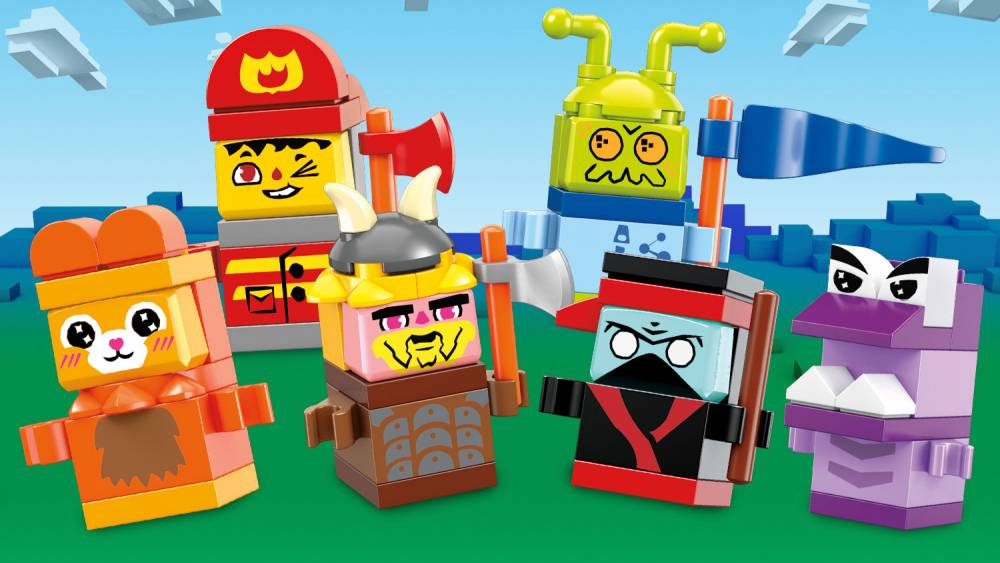 Image of: Story Builders™️ Characters (Asst. of 8 – Blind Pack)