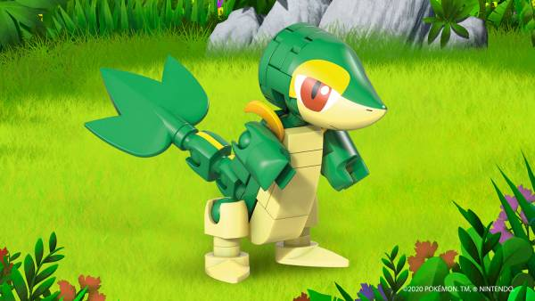 Image of: Snivy