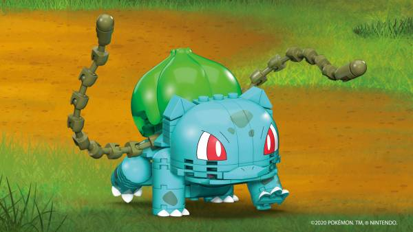 Image of: Bulbasaur
