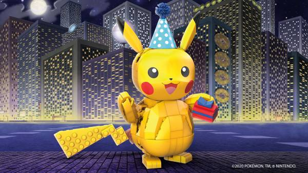 Image of: Celebration Pikachu