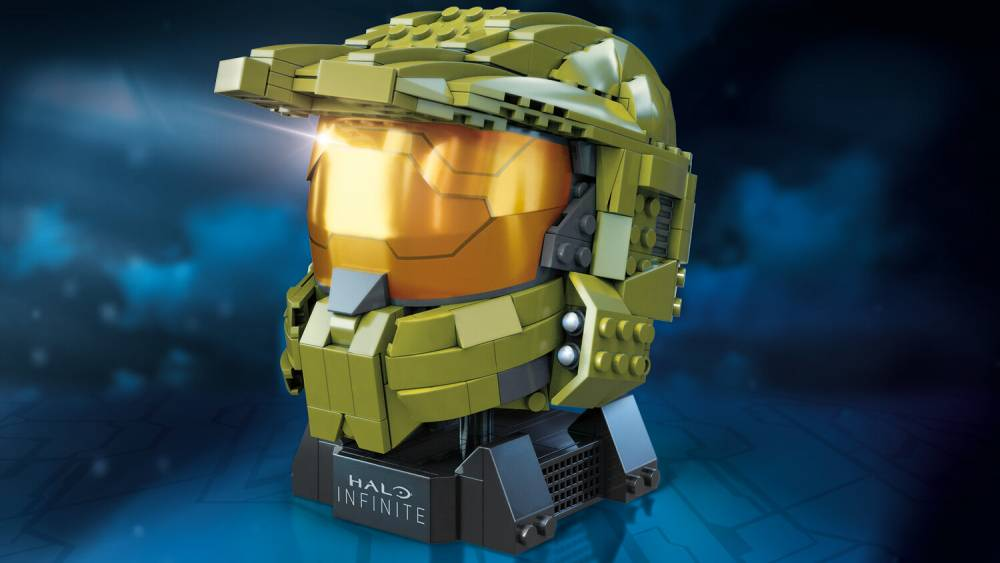 Image of: Master Chief-Helm