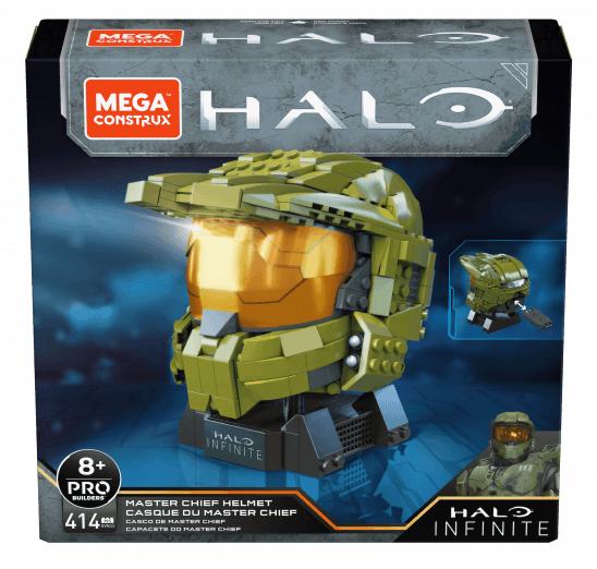 Image of Product Master Chief Helmet