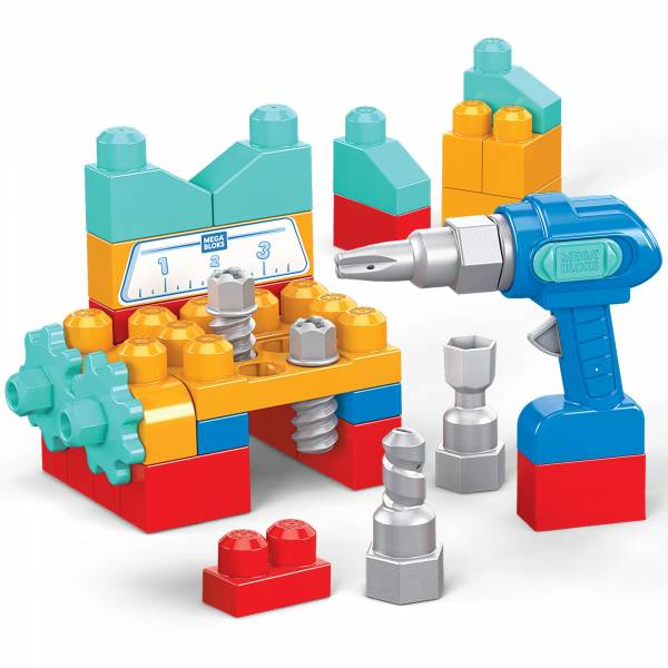 Lil' Building Drill Set