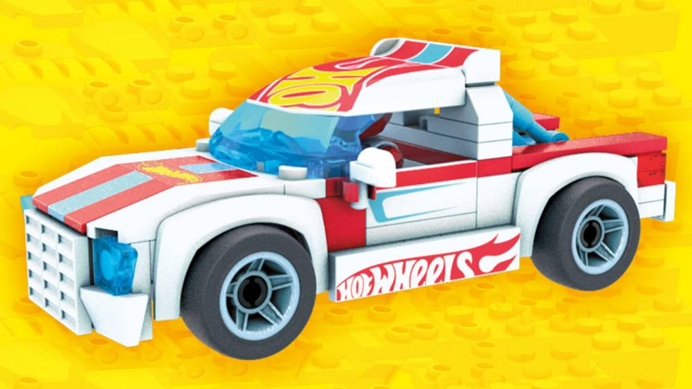 Image of: Rodger Dodger and Hot Wheels Racing