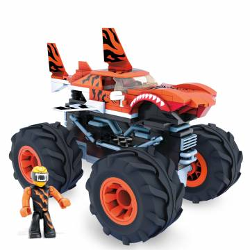 Tiger Shark Monster Truck