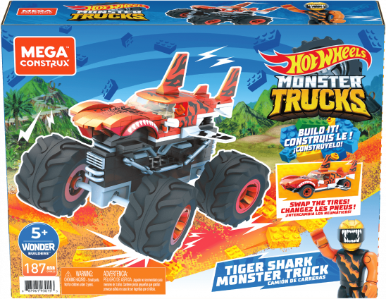 Image of Product Tiger Shark Monster Truck